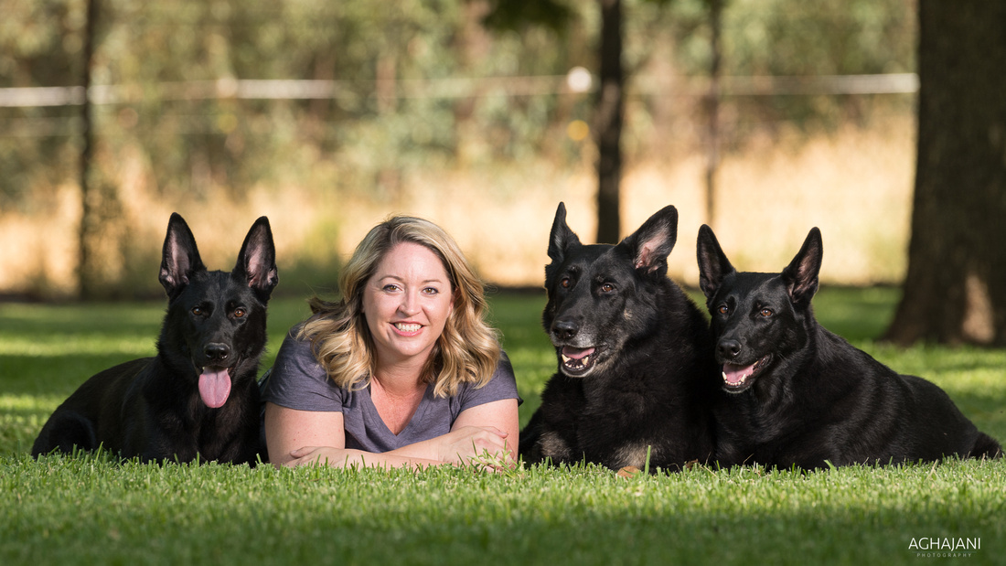 Family photo shoot for Nicole Hession in Lincoln, CA